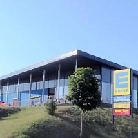 Neubau Edeka in Schwarzenbach a. d. Saale