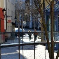 Bücherschrank Wirthplatz Hof