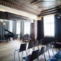 Hotel VILLA WEISS Helmbrechts, Konzertsaal