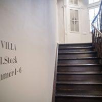 Hotel VILLA WEISS Helmbrechts, Treppenhaus