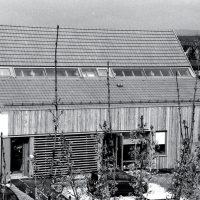 Scheune Rudolph Mitwitz, Außenansicht